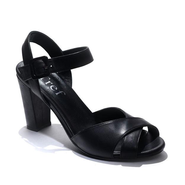 Slika Ženske sandale Tref 3006 crne