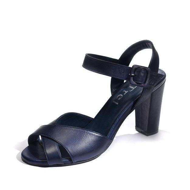 Slika Ženske sandale Tref 3006 teget