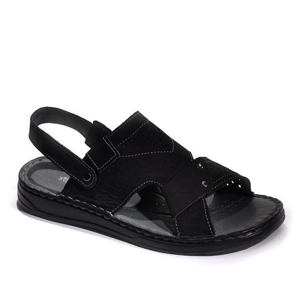 Slika Muške sandale Tref 2695 crne