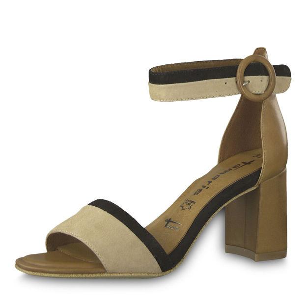 Slika Ženske sandale Tamaris 28379 nut