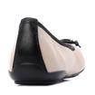 Slika Ženske baletanke Caprice 22109 black/beige