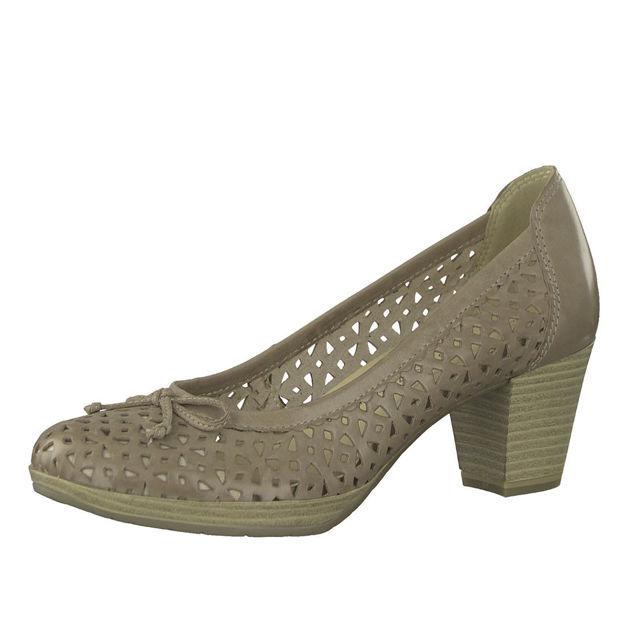 Slika Ženske cipele Marco Tozzi 22501 braon