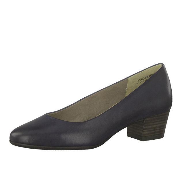 Slika Ženske cipele Marco Tozzi 22306 teget