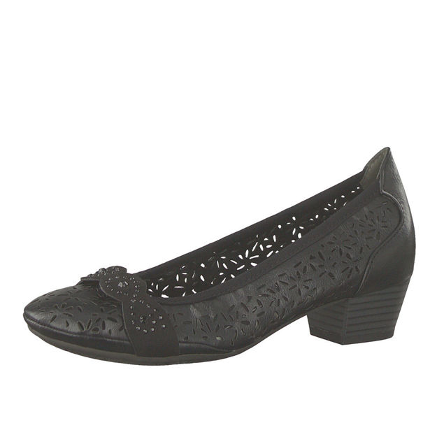Slika Ženske cipele Marco Tozzi 22505 crne