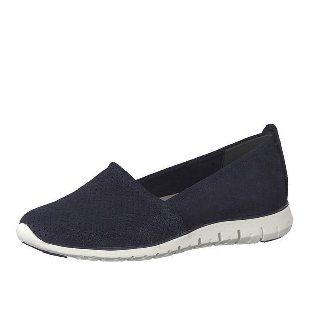 Slika Ženske cipele Marco Tozzi 24709 teget