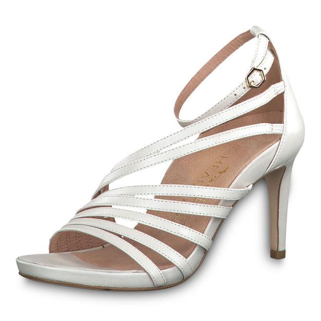Slika Ženske sandale Tamaris 28303 white