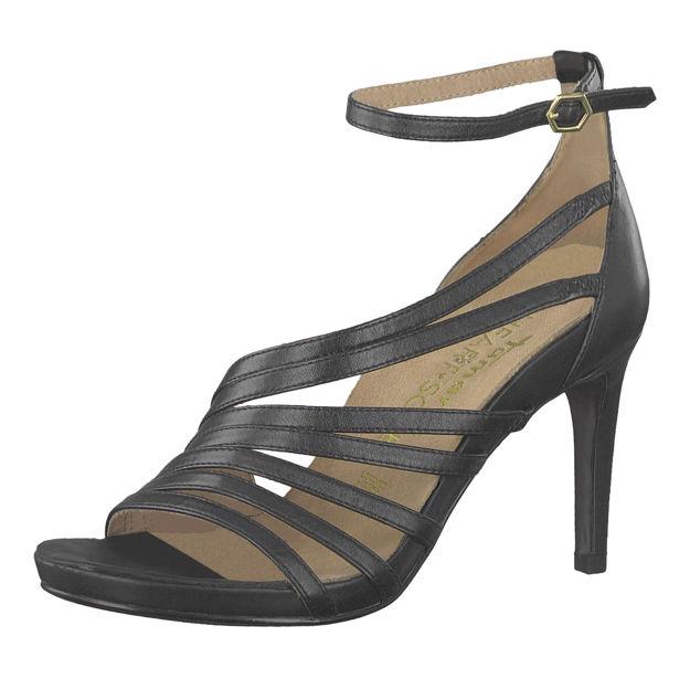 Slika Ženske sandale Tamaris 28303 black