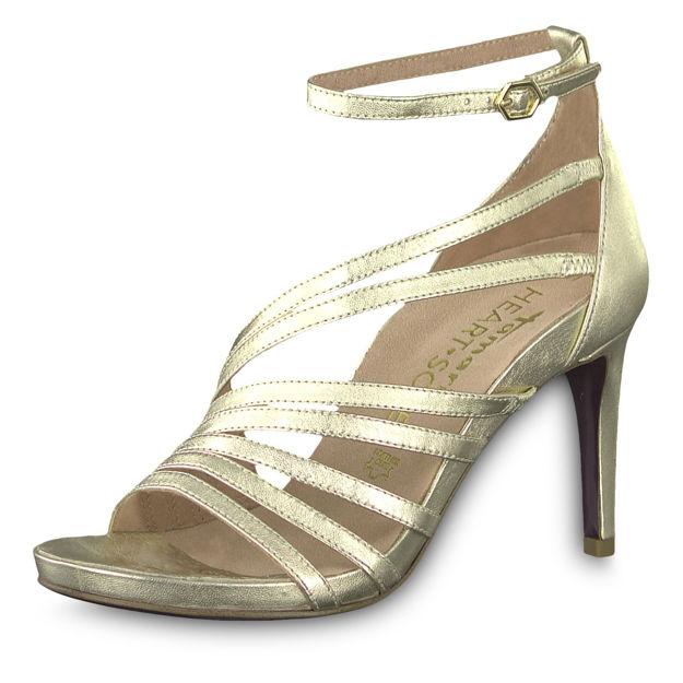 Slika Ženske sandale Tamaris 28303 gold