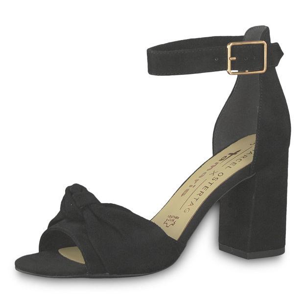 Slika Ženske sandale Tamaris 28309 black