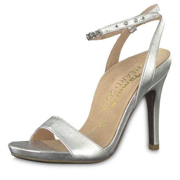 Slika Ženske sandale Tamaris 28306 silver