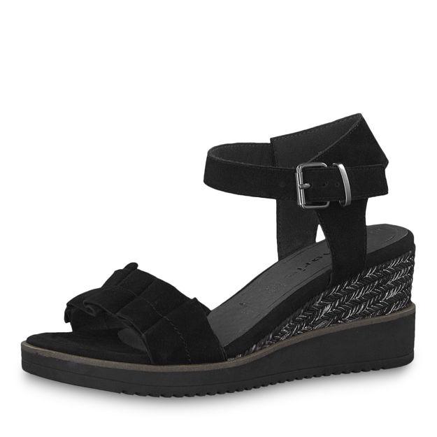 Slika Ženske sandale Tamaris 28326 black