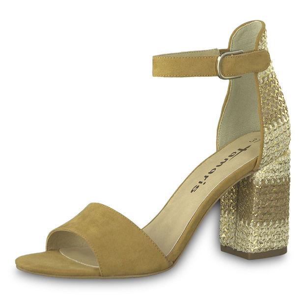 Slika Ženske sandale Tamaris 28356 nut