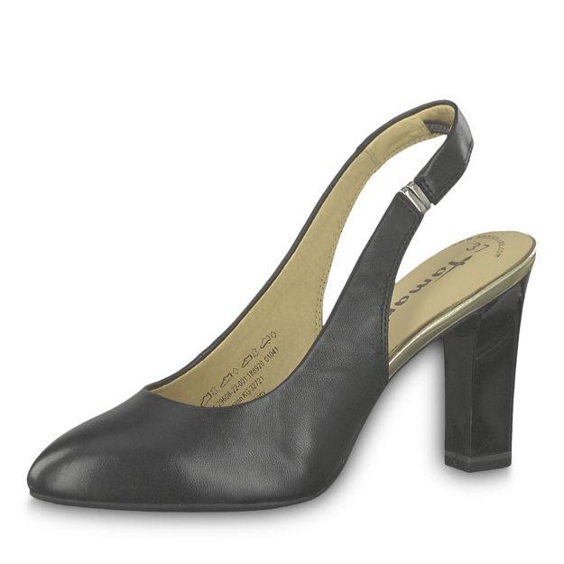 Slika Ženske sandale Tamaris 29608 black