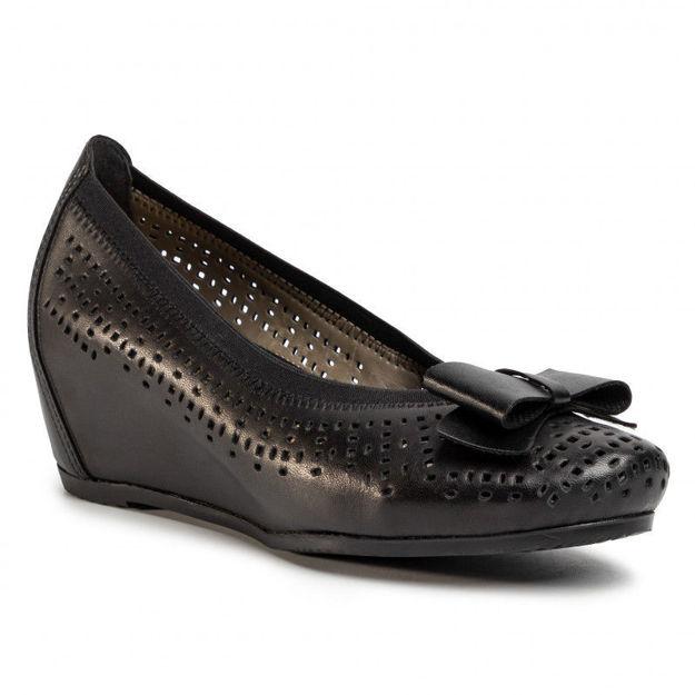 Slika Ženske cipele  Rieker L4767 crne