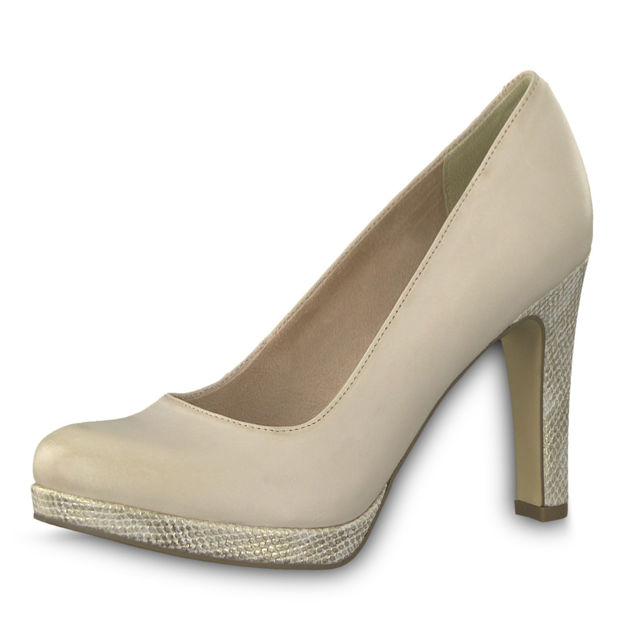 Slika Ženske cipele Tamaris 22477 powder