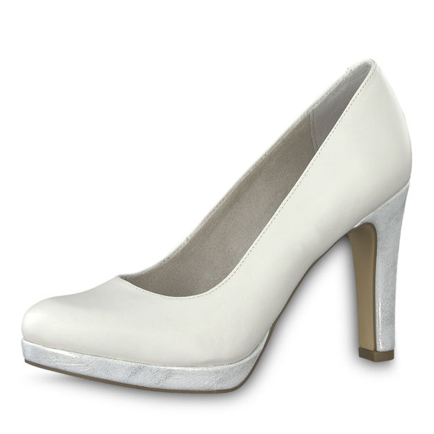 Slika Ženske cipele Tamaris 22477 offwhite