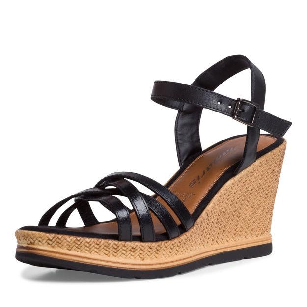 Slika Ženske sandale Tamaris 28042 black