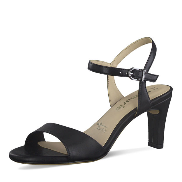 Slika Ženske sandale Tamaris 28008 black matt