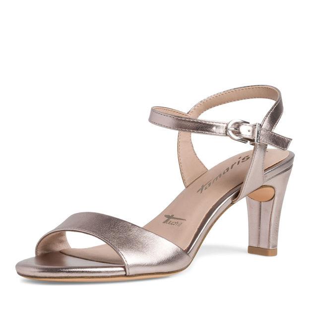 Slika Ženske sandale Tamaris 28008 rose gold