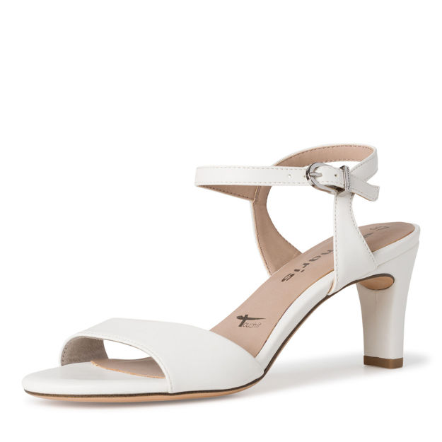 Slika Ženske sandale Tamaris 28008 white matt