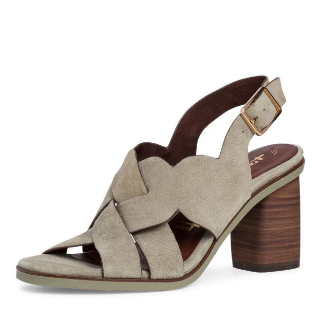 Slika Ženske sandale Tamaris 28020 light olive