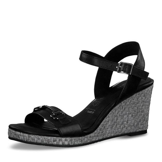 Slika Ženske sandale Tamaris 28370 black