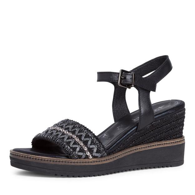Slika Ženske sandale Tamaris 28243 black