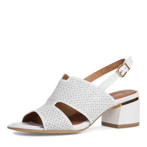 Slika Ženske sandale Tamaris 28264 white