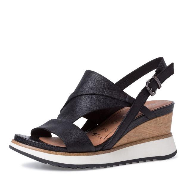 Slika Ženske sandale Tamaris 28318 black