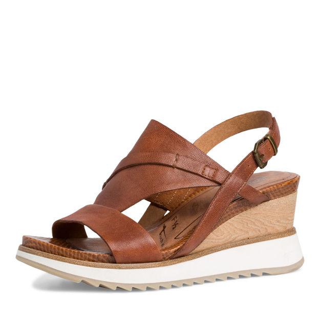 Slika Ženske sandale Tamaris 28318 nut