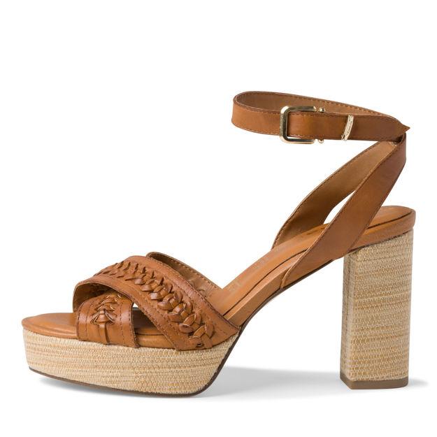 Slika Ženske sandale Tamaris 28340 cognac