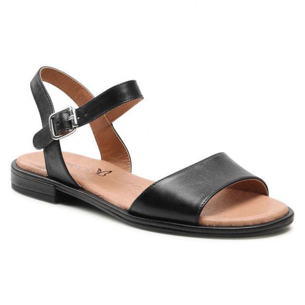 Slika Ženske sandale Caprice 28101 black