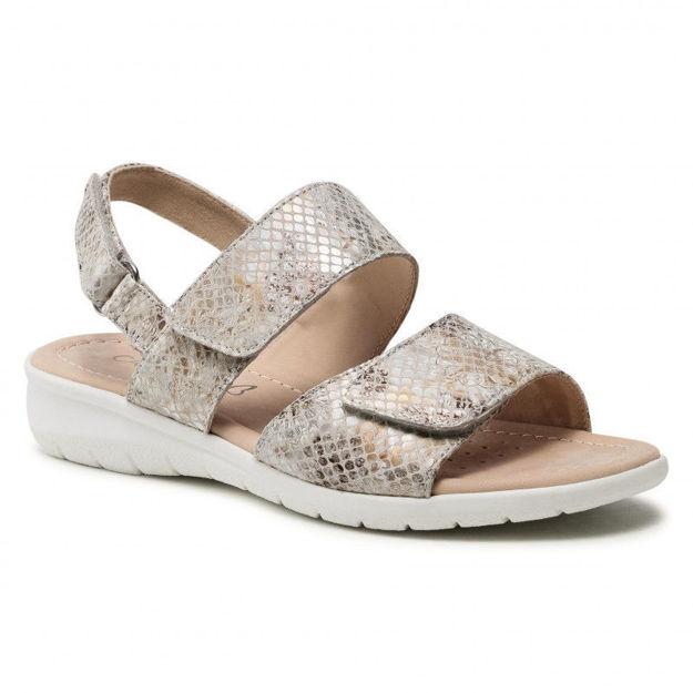 Slika Ženske sandale Caprice 28650 grey