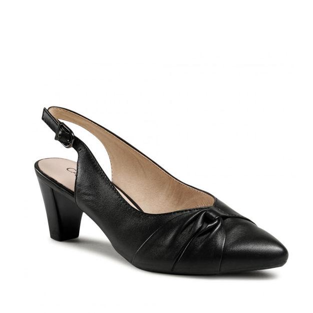 Slika Ženske sandale Caprice 29600 black