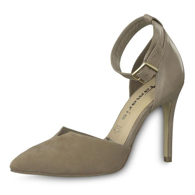 Slika Ženske cipele Tamaris 24419 taupe