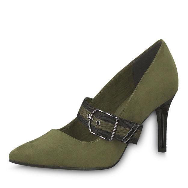 Slika Ženske cipele Tamaris 24420 olive