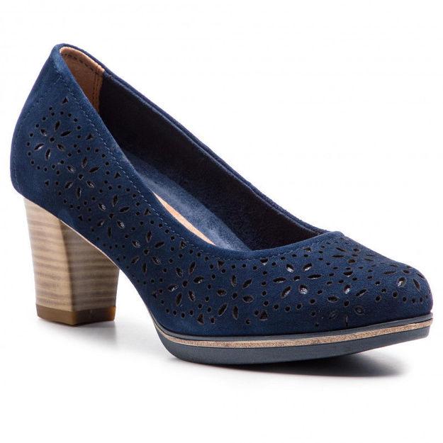 Slika Ženske cipele Tamaris 22419 navy