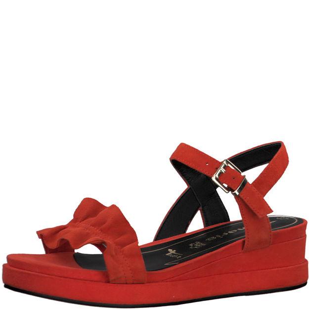 Slika Ženske sandale Tamaris 28205 flame