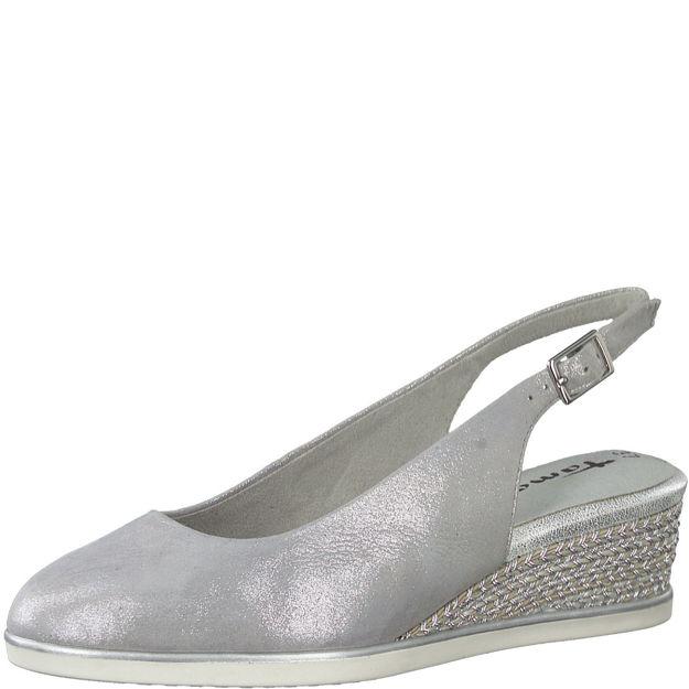 Slika Ženske sandale Tamaris 29503 silver
