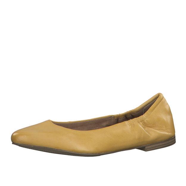 Slika Ženske baletanke S Oliver 22101 safron