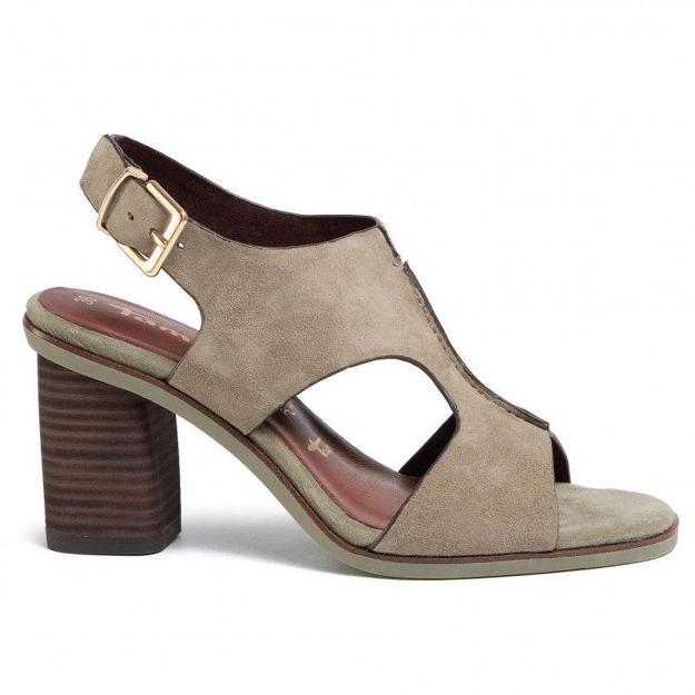 Slika Ženske sandale Tamaris 28343 light olive