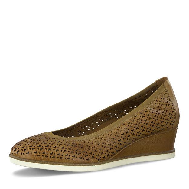 Slika Ženske cipele Tamaris 22312 cognac
