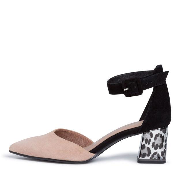 Slika Ženske sandale Tamaris 24422 rose/black
