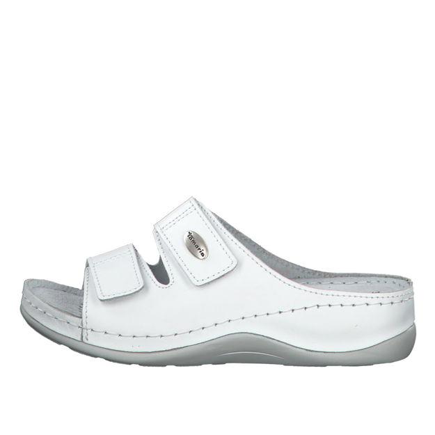 Slika Ženske papuče Tamaris 27510 white