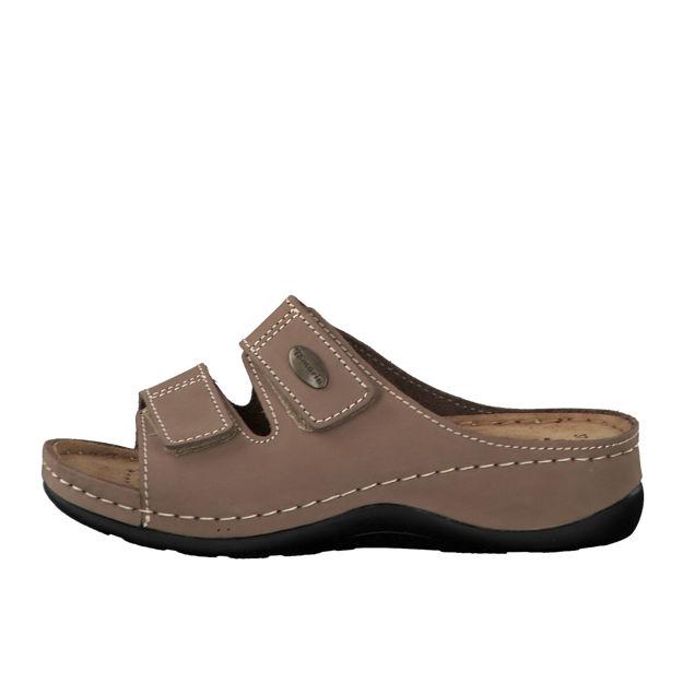 Slika Ženske papuče Tamaris 27510 taupe