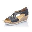 Slika Ženske sandale Rieker 619A3 blue