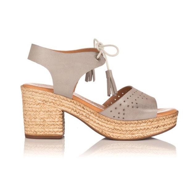 Slika Ženske sandale Carmela 66283 roze